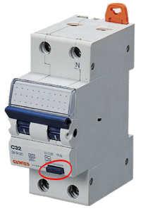 Schema Collegamento Differenziale Magnetotermico : Interruttore magnetotermico